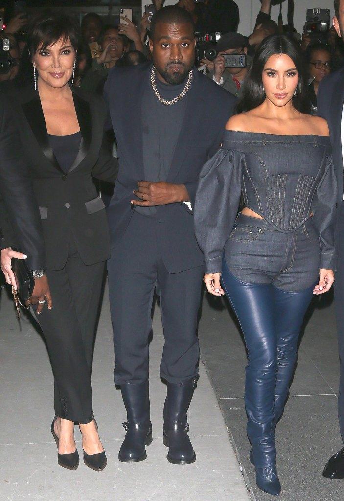 Kris Jenner Breaks Her Silence on Kim Kardashian and Kanye West Divorce