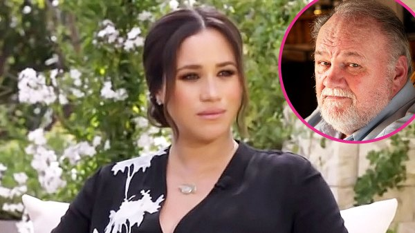 Meghan Markle TK About Estranged Family in Tell-All Interview
