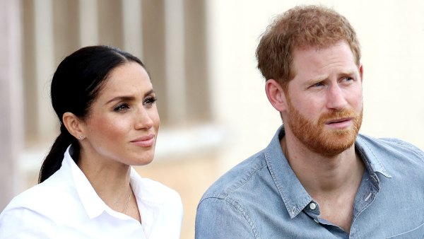 Prince Harry Meghan Friends Think Palace Is Retaliating Over Tell-All
