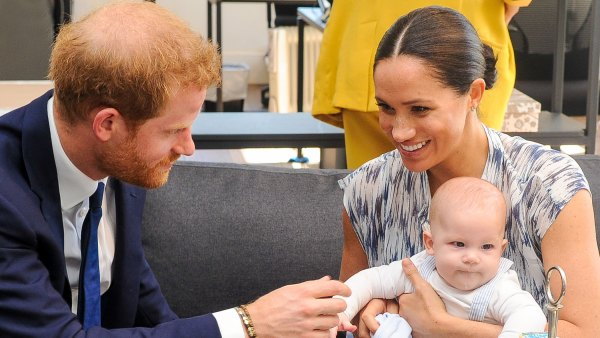 Meghan Markle Says She and Prince Harry Did Want Prince Title and Security for Son Archie