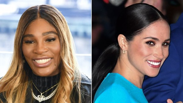 Serena Wiliams Praises 'Selfless' Meghan Markle After Tell-All Interview