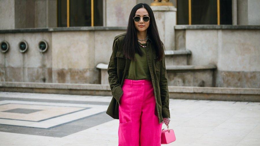 fashionable-woman-comfy-pant