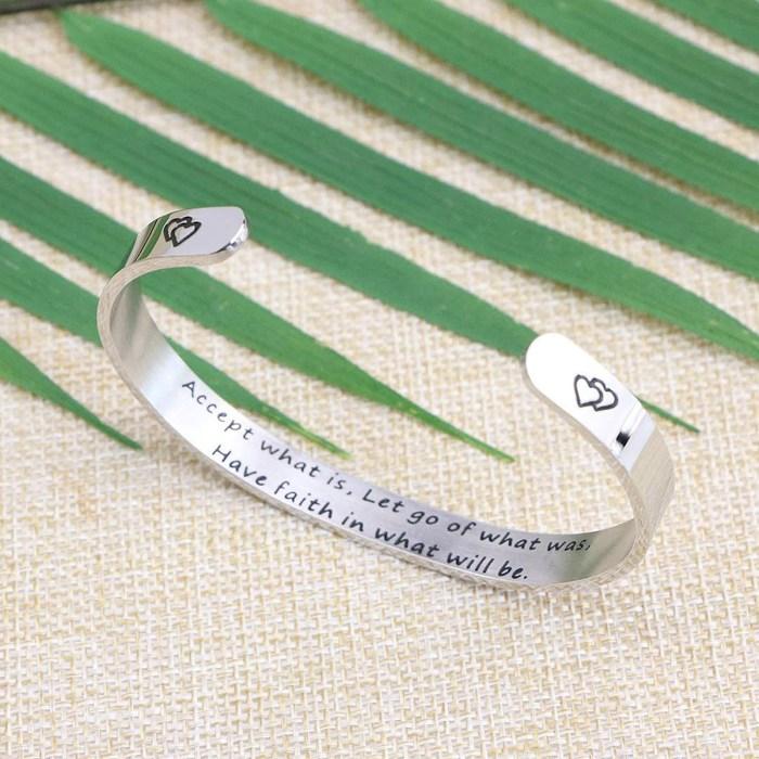 Joycuff Inspirational Bracelet
