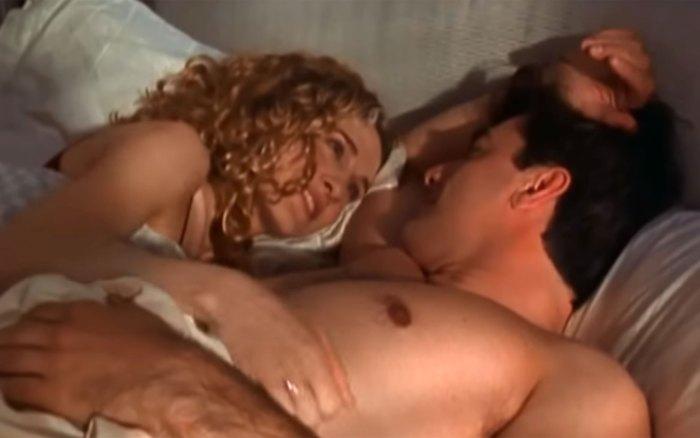 Chris Noth Sex and the City Scène préférée Fart Sarah Jessica Parker La sécheresse