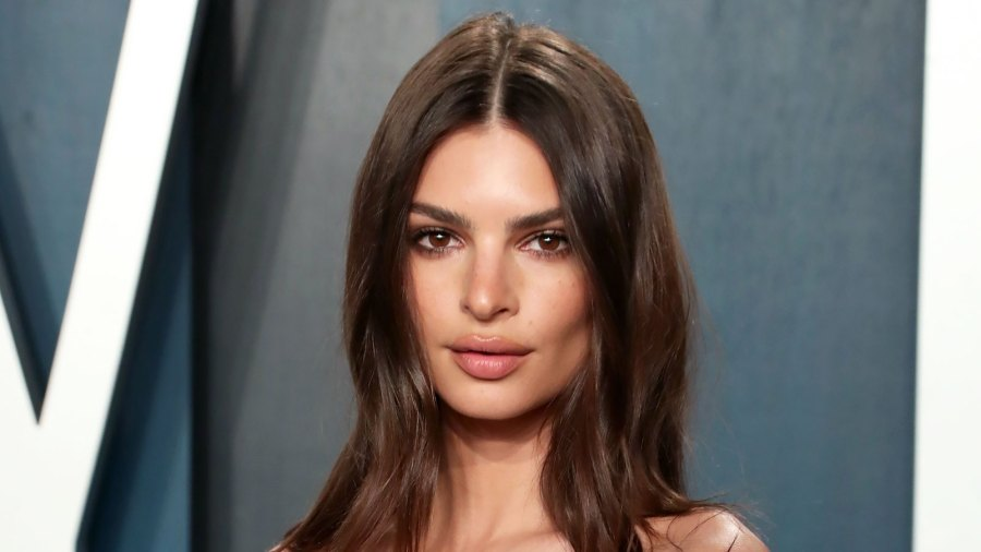 See Emily Ratajkowski's 'Mama' Necklace for Baby Sylvester