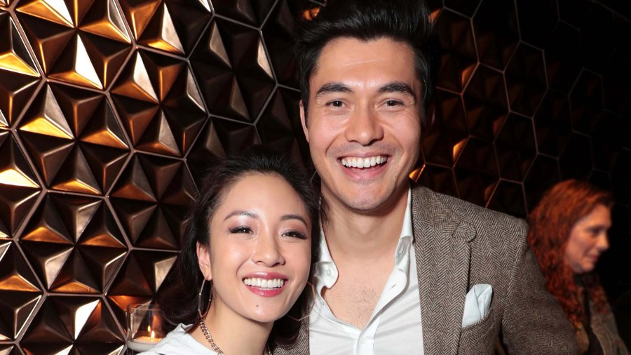 Henry Golding Constance Wu Says Motherhood Is Life-Changing