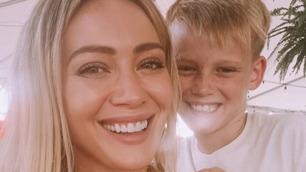 How Hilary Duff Prepared Her Son Luca, 9, for Her Home Birth
