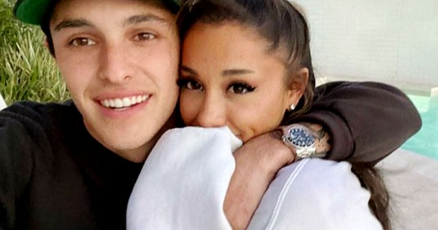 Inside Ariana Grande and Fiance Dalton Gomez's 'Small and Intimate' Summer Wedding Plans.jpg