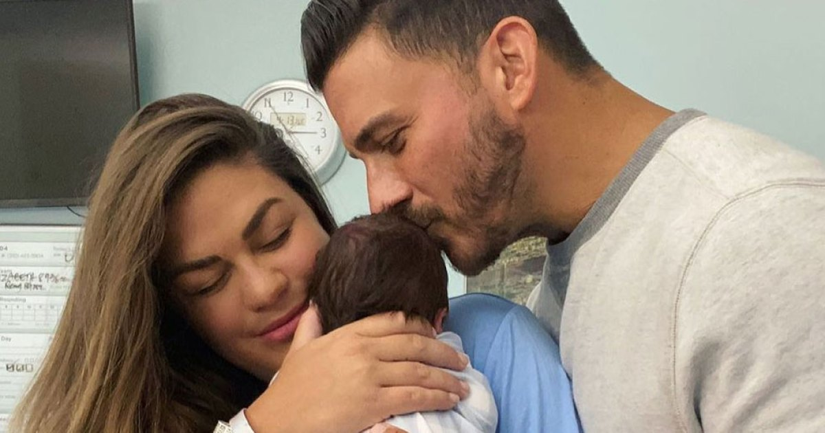 Meet Baby Cruz! Brittany Cartwright and Jax Taylor's Family Photos With Son