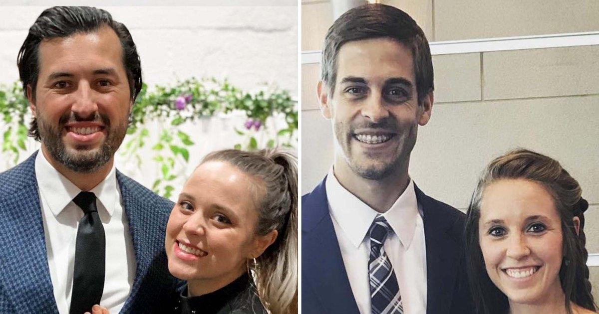 Jinger and Jeremy Vuolo Hope Jill and Derick Dillard Reconcile With Duggar Family Amid Drama