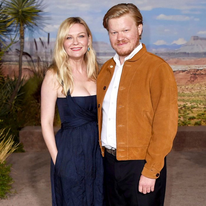 Kirsten Dunst Gives Birth Welcomes 2nd Baby With Jesse Plemons