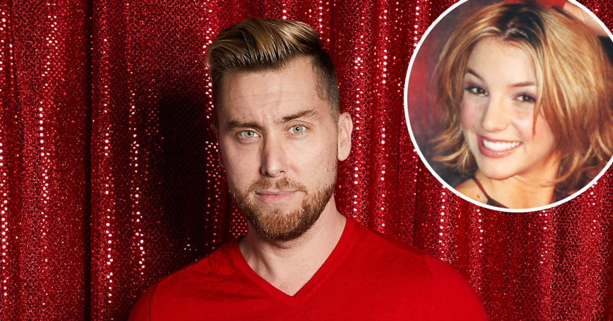 Lance Bass Watched Britney Spears' 'Framing' Doc: 'It Hit ...