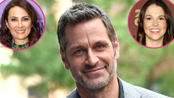 Love Triangle Alert Younger Star Peter Hermann Teases Final Season