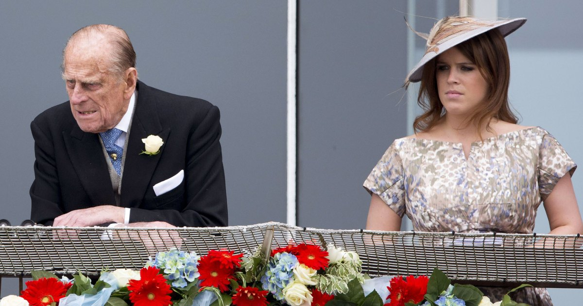 Princess Eugenie Honors Prince Philip With a Touching Tribute