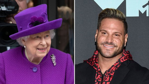 Queen Elizabeth Makes Public Appearance and Ronnie Ortiz-Magro Is Arrested