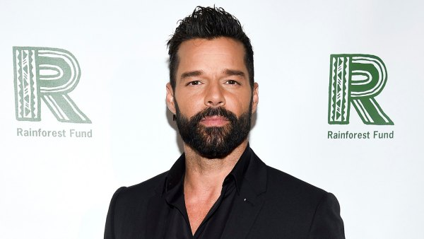 Must See: Ricky Martin Just Got a Massive Leg Tattoo That Covers His Shin