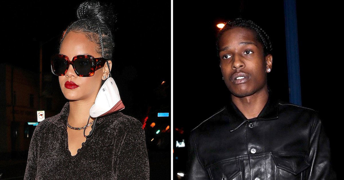 Rihanna and ASAP Rocky Are Going Strong After Being Spotted at L.A. Hotspot: They're a 'Good Match'