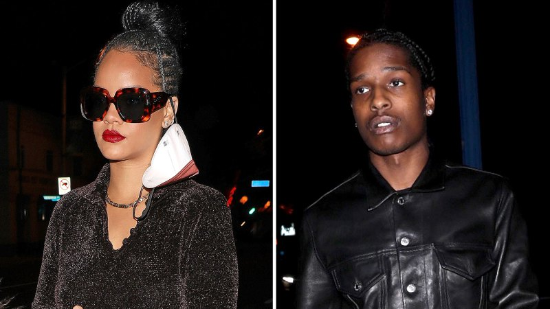 Duet Partners to Lovers! Rihanna and ASAP Rocky's Relationship Timeline