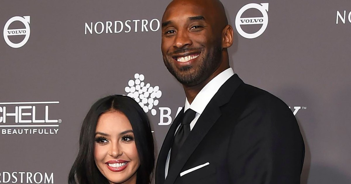 Vanessa Bryant Ends Kobe's Shoe Deal With Nike: 'I Was Hoping to Forge a Lifelong Partnership'