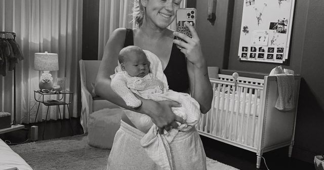 Sadie Robertson and Christian Huff's Daughter Honey's Baby Album: Family Photos.jpg
