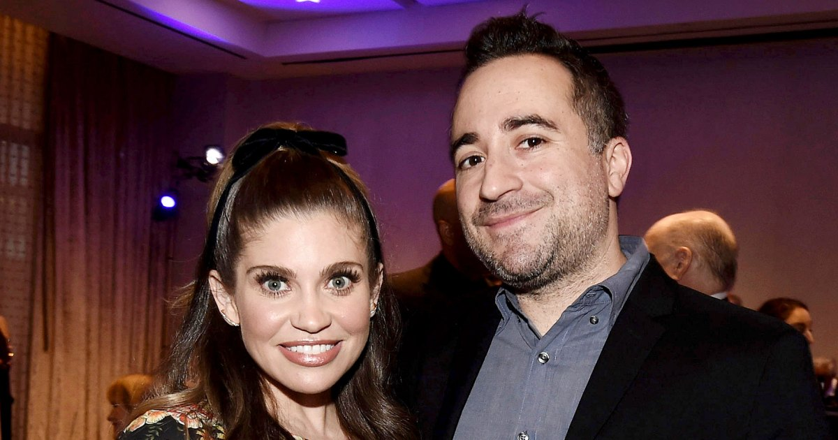 This Is 40! Danielle Fishel Is Pregnant With Her and Jensen Karp's 2nd Baby