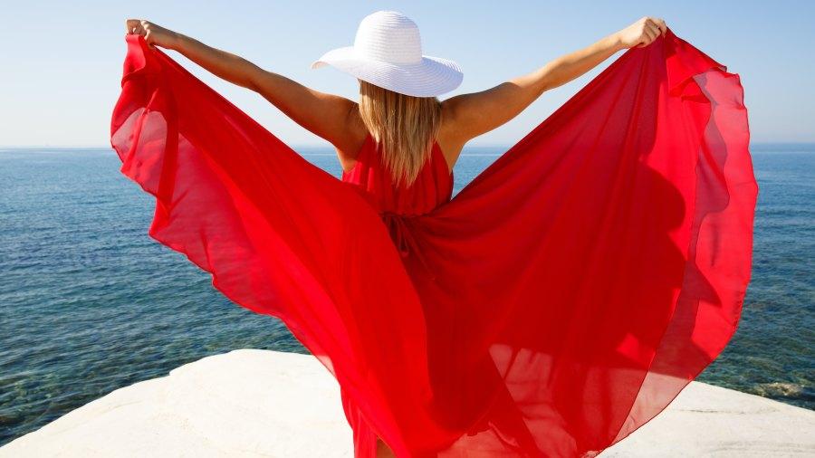 Flowy-Dress-Stock-Photo