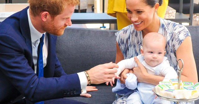 Prince Harry and Meghan Markle Went 'the Extra Mile' to Celebrate Son Archie's 2nd Birthday: They're 'So Blessed'.jpg