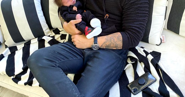 Jax Taylor Was 'Petrified' to Hold Son Cruz for the 1st Time — and Still Won't Hold Him on the Stairs.jpg