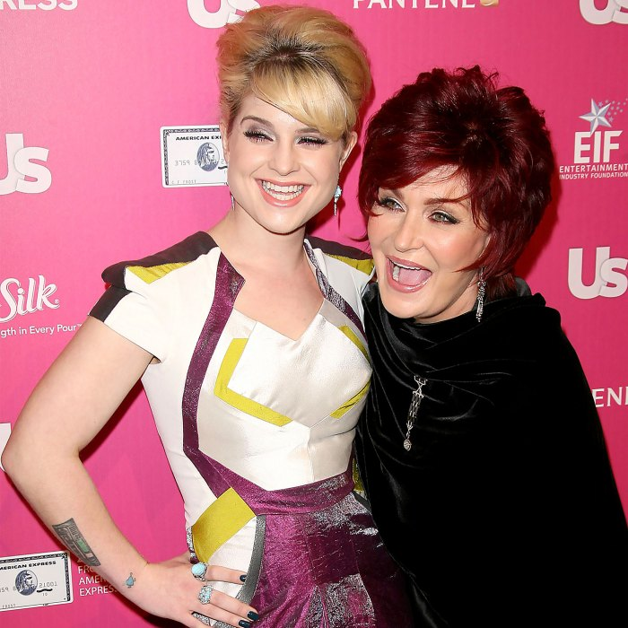 Kelly Osbourne Weighs In Cancel Culture After Mom Sharons Talk Drama