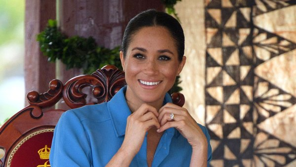 Meghan Markle Children's Book Theme Is Deeply Personal