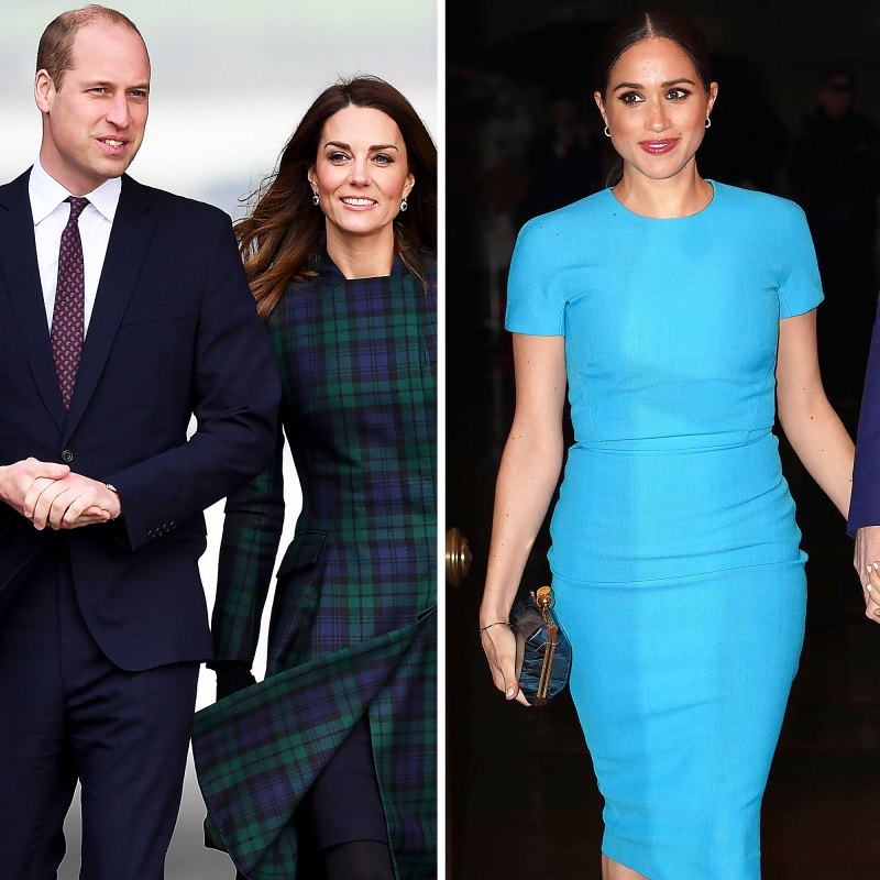 William and Kate's Foundation Exec Exits After Meghan Markle Bullying Claims