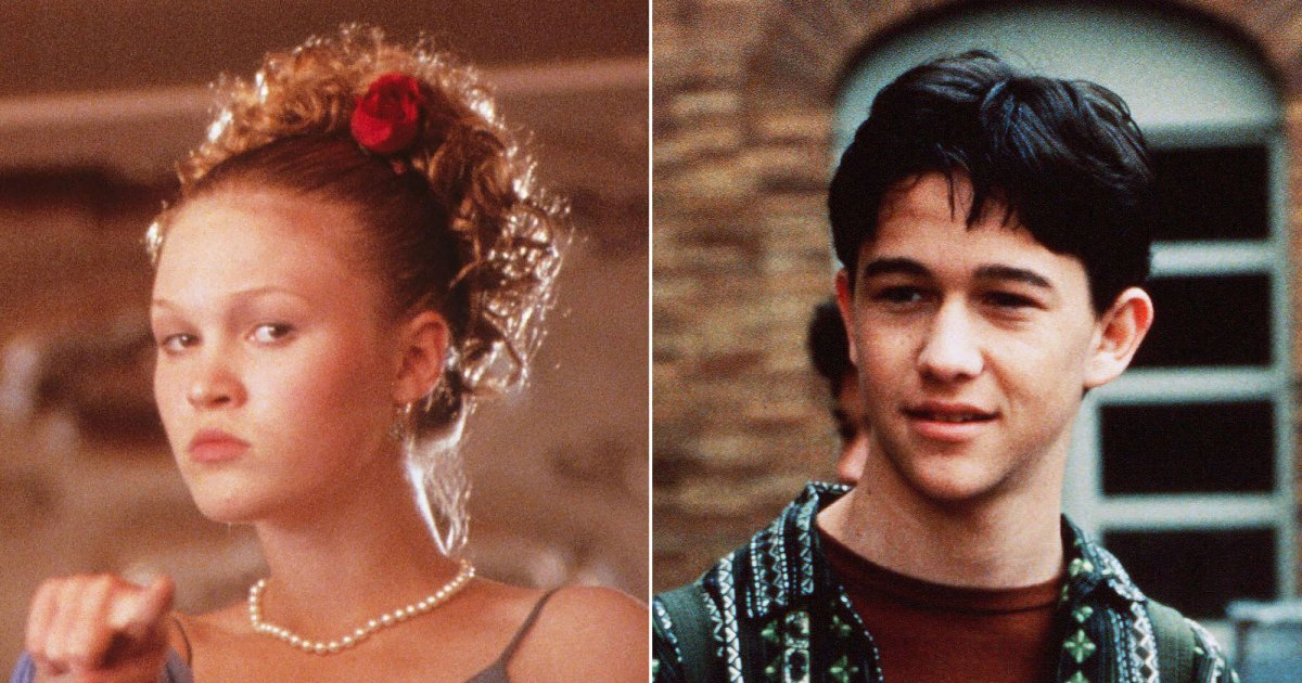 Wait, Did Julia Stiles and Joseph Gordon-Levitt DateDuring'10 Things'?