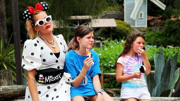 Busy Philipps Can't Get Enough of 'Humid-est Place on Earth' Disney World