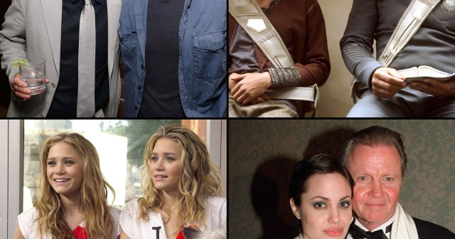 Celebrity Family Members Who Worked Together: Angelina Jolie and Jon Voight, Will Smith and Jaden Smith and More.jpg
