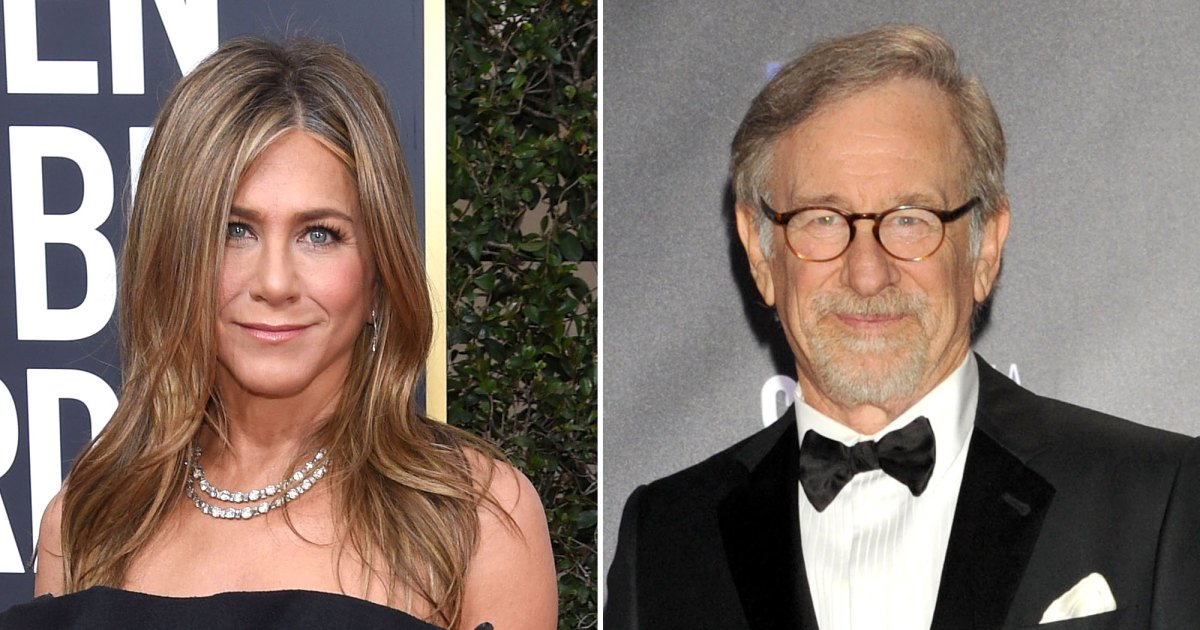 Jennifer Aniston, Steven Spielberg and More Celebs Who Are Godparents
