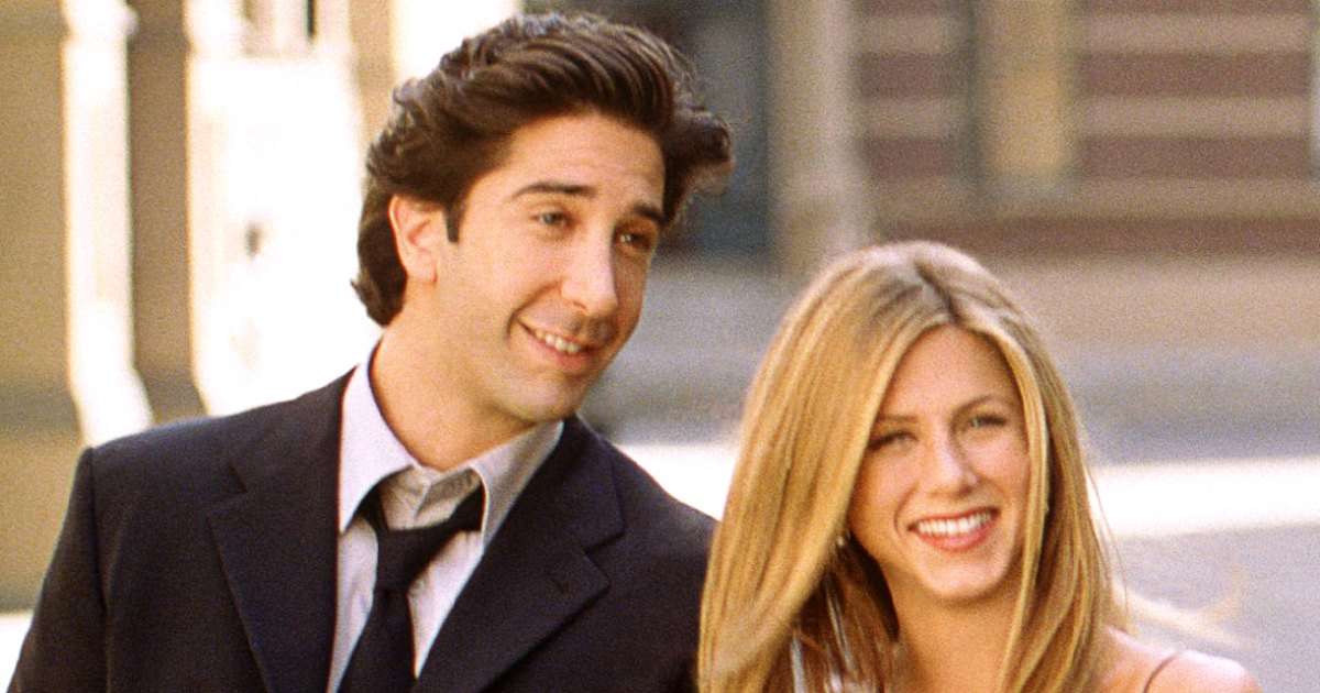David Schwimmer and Jennifer Aniston's Cutest Quotes About Each Other