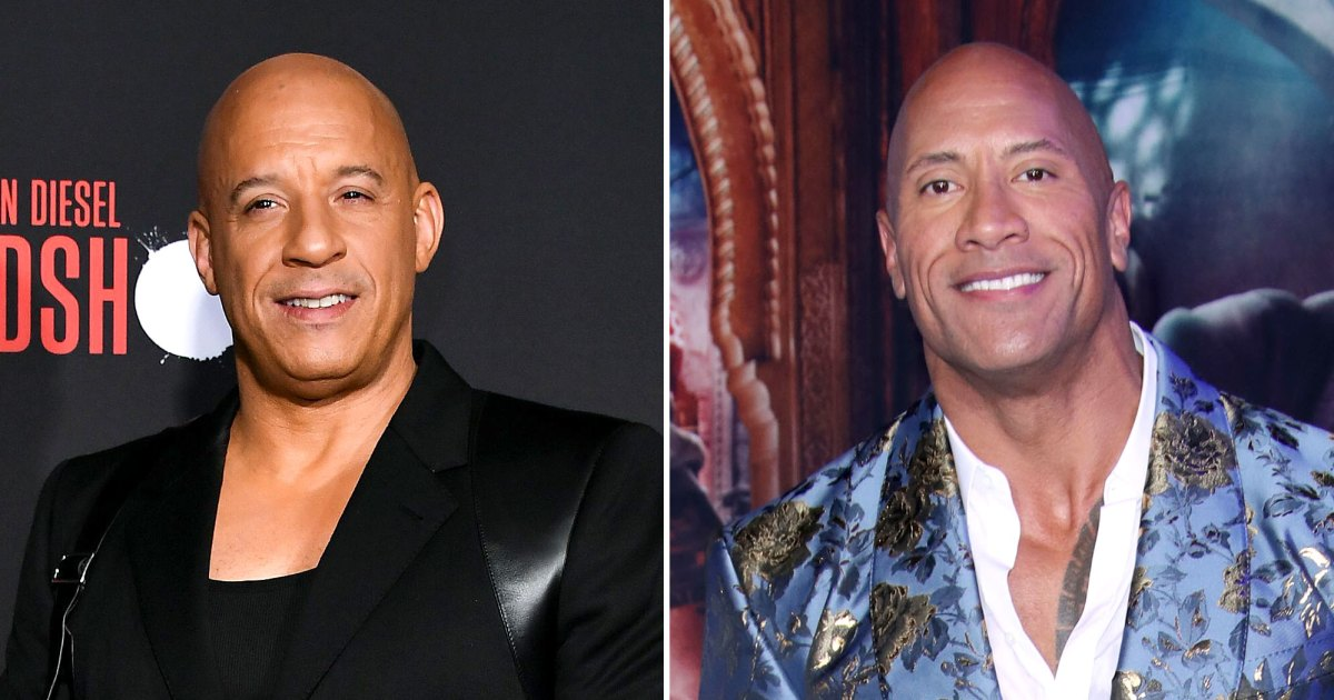 Vin Diesel, Dwayne 'The Rock' Johnson Feud Timeline