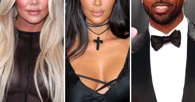 Khloe Kardashian Reacts to Kim Saying She Wants a Relationship Like Her and Tristan Thompson.jpg