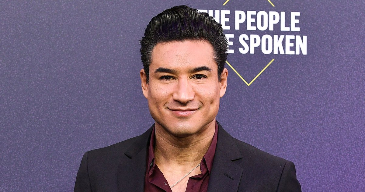 Mario Lopez: 25 Things You Don't Know About Me ('Mark Wahlberg Was the Last Celebrity I Texted')