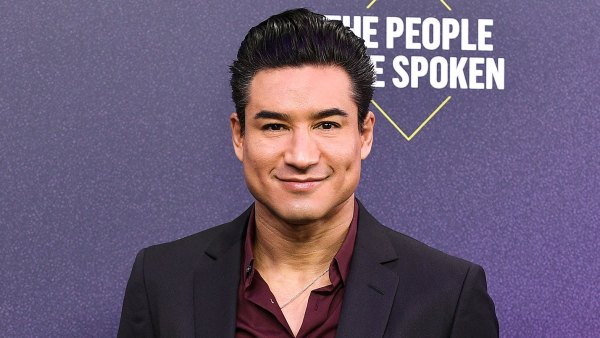 Mario Lopez: 25 Things You Don't Know About Me
