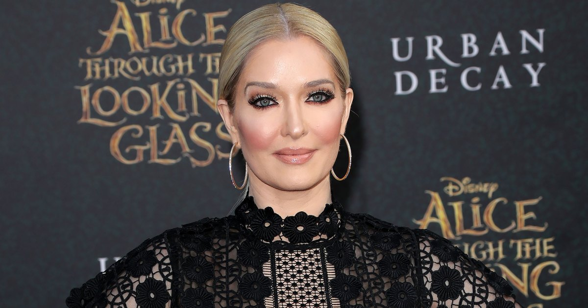 Erika Jayne Claps Back After She's Spotted at TJ Maxx Amid Legal Woes: 'Stop Over Analyzing My Life'
