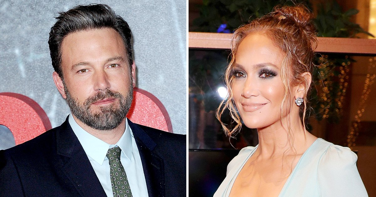Ben Affleck and Jennifer Lopez 'very in love' in the middle of the meeting