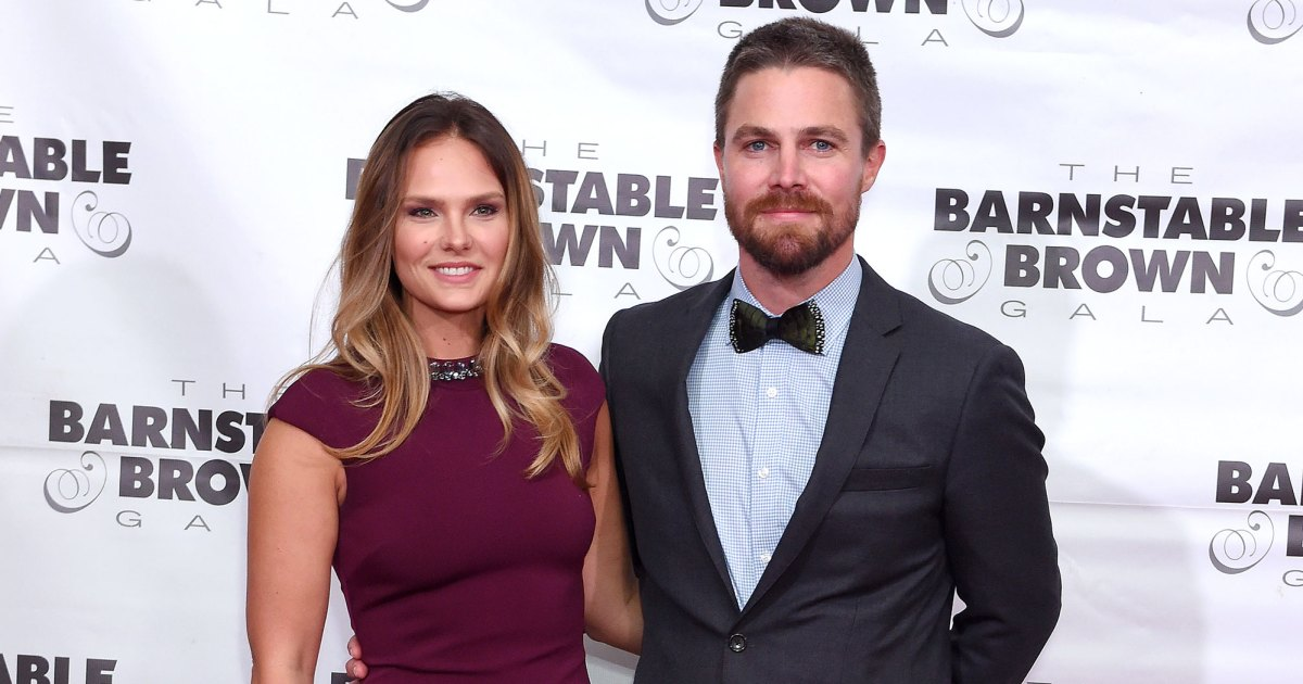 Stephen Amell and Cassandra Jean Amell's Ups and Downs Through the Years