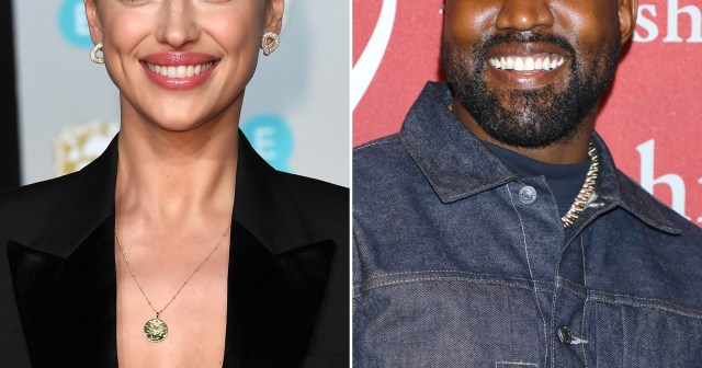 Kanye West and Irina Shayk Were Friends Before They Started Dating: Relationship Timeline.jpg