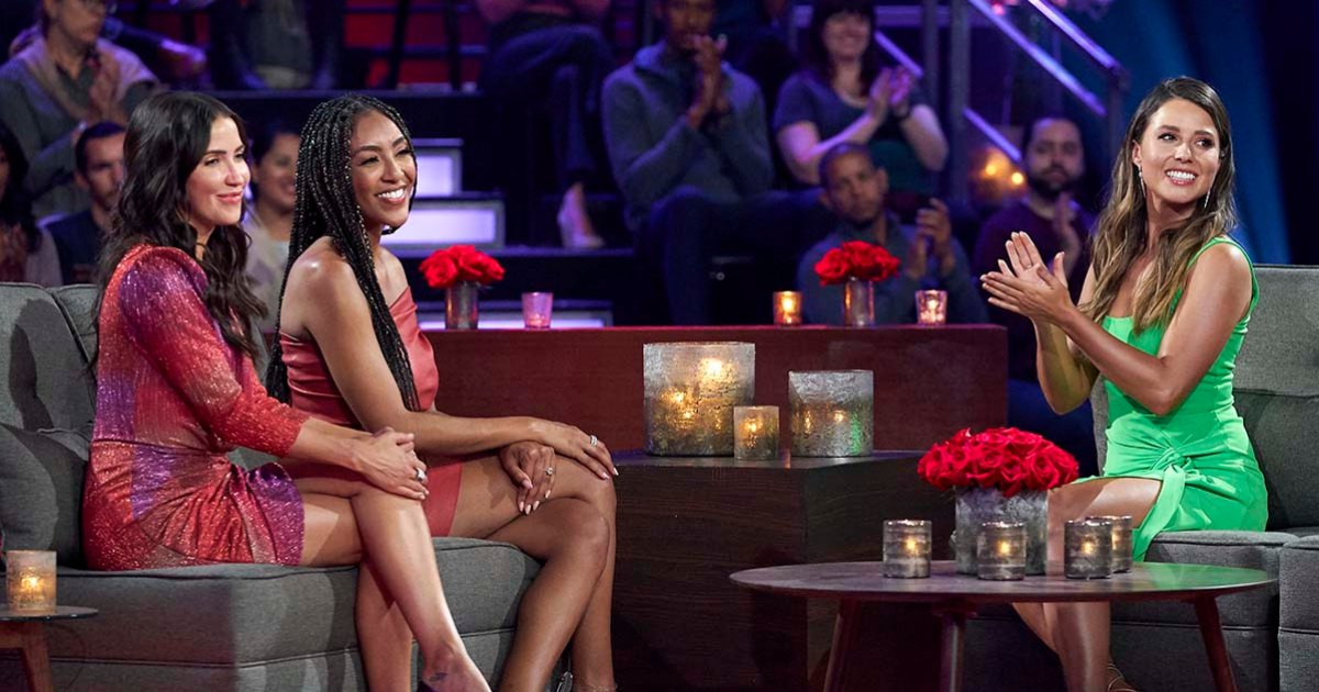 'The Bachelorette: The Men Tell All': Katie Thurston Confronts Thomas, Divulges Whether She'd Date Michael A. Again and More Revelations