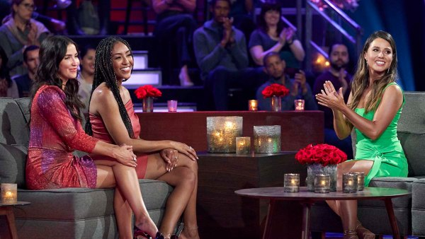 Bachelorette Men Tell All Katie Reveals If Shed Take Michael Back More