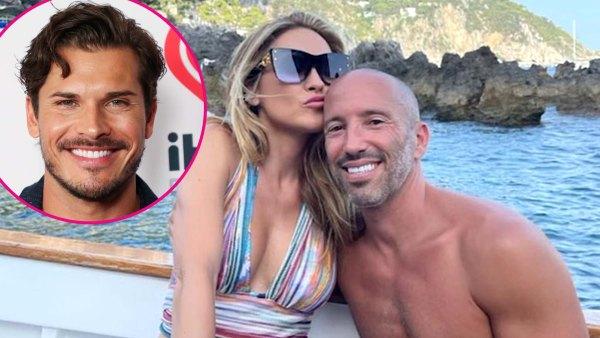 DWTS Gleb Savchenko Reacts Chrishell Stause Dating Jason Oppenheim