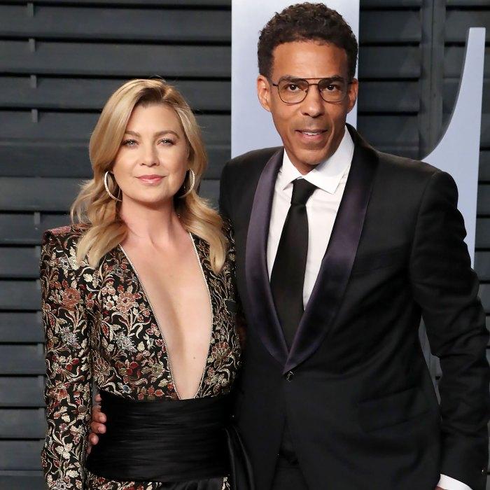 Ellen Pompeo dit que son mari n'aime pas ses scènes torrides de