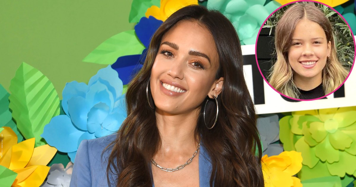 Jessica Alba talks about how therapy helped her and Honor's relationship