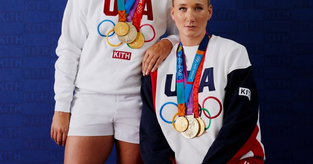 Kith Is Dropping the Coolest Olympic-Themed Sweatshirts With Team USA.jpg